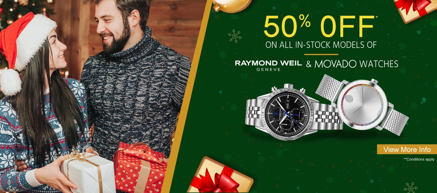 Discount On Watches At Bowman Jewelers