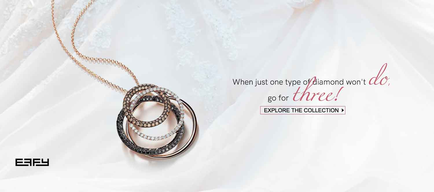 Diamond Pendant Collection From Effy At Bowman Jewelers