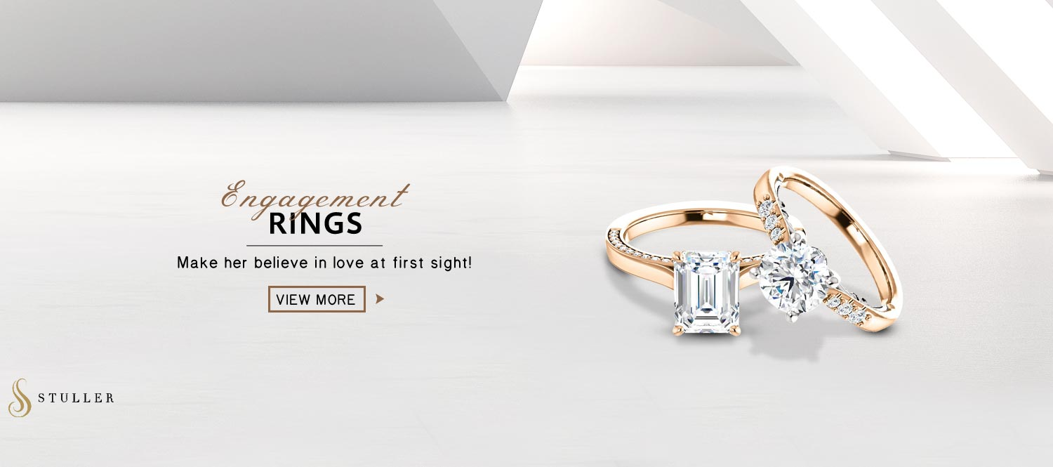Engagement Rings Available At Bowman Jewelers