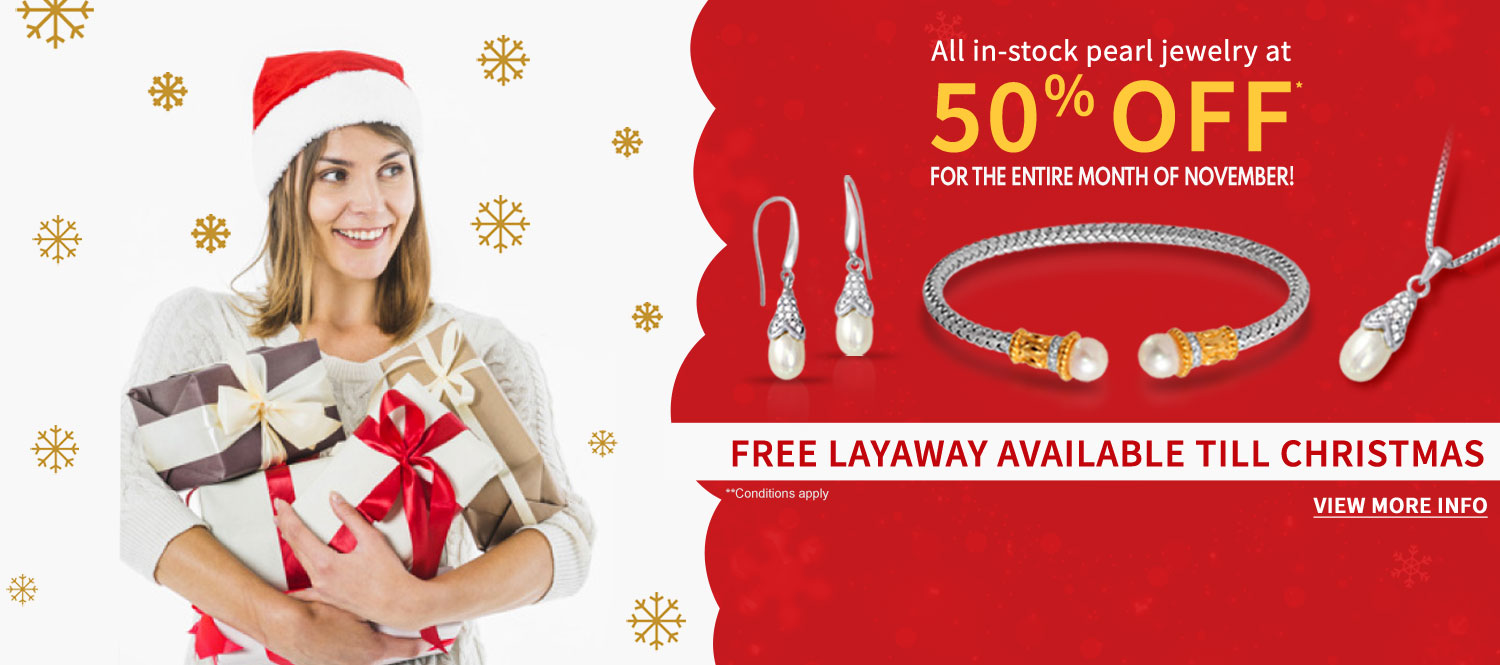 Pearl Jewelry Offer At Bowman Jewelers